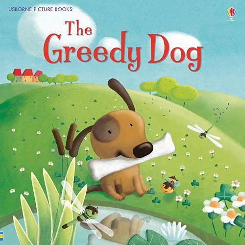 9781409584841: The Greedy Dog (Picture Books)