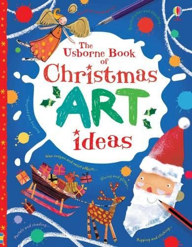 9781409585817: Christmas Art Ideas