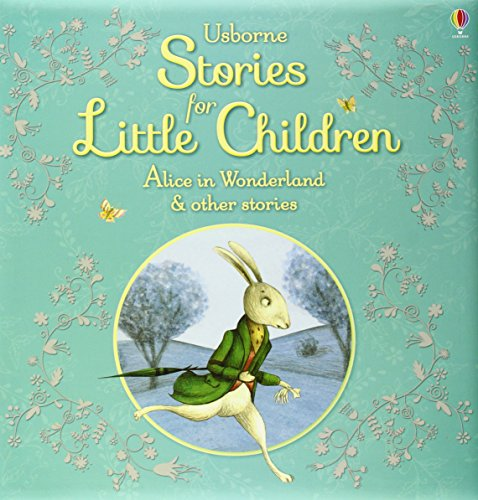 9781409586623: Usborne Stories for Little Children Alice in Wonderland and Other Stories