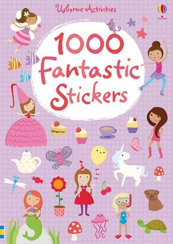 9781409586685: 1000 Fantastic Stickers (1000 Stickers)