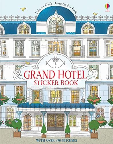 9781409586814: Grand Hotel Sticker Book (Doll's House Sticker Books)
