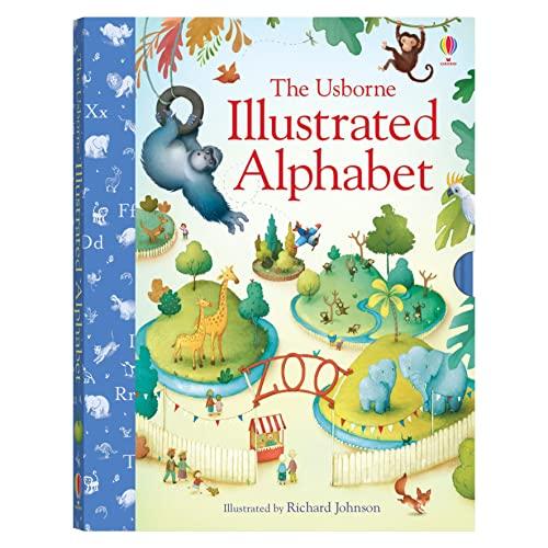 9781409587811: Illustrated Alphabet