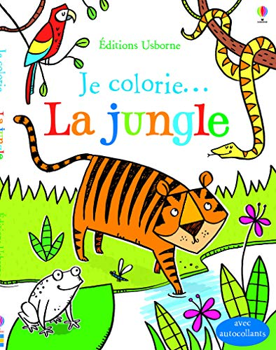 La jungle: Primmer, Alice