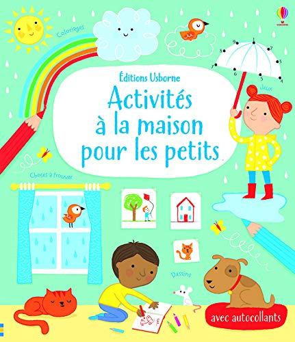 Activités à la maison pour les petits: Gilpin, Rebecca