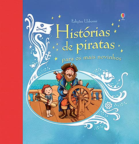 9781409589341: Histórias de Piratas Para os Mais Novinhos (Em Portuguese do Brasil)