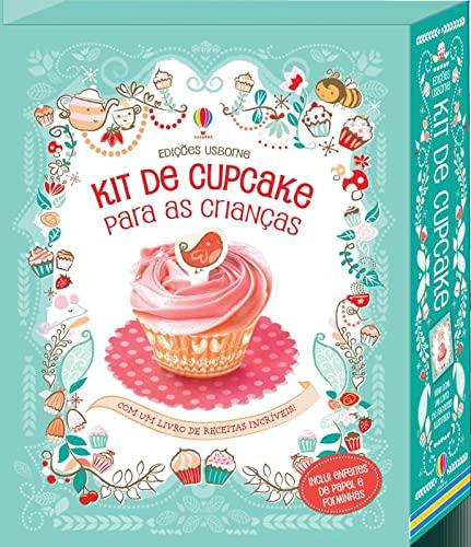 9781409589426: Kit de Cupcake Para as Crianças (Em Portuguese do Brasil)