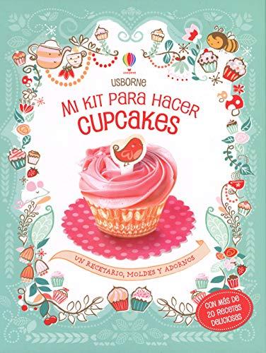 9781409589723: Mi kit para hacer cupcakes