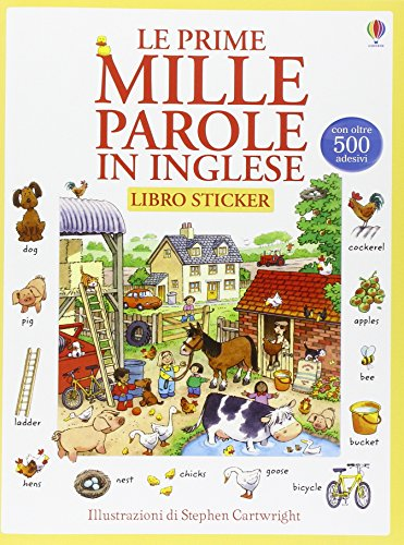 Le prime mille parole in inglese. Con: Heather Amery, Stephen