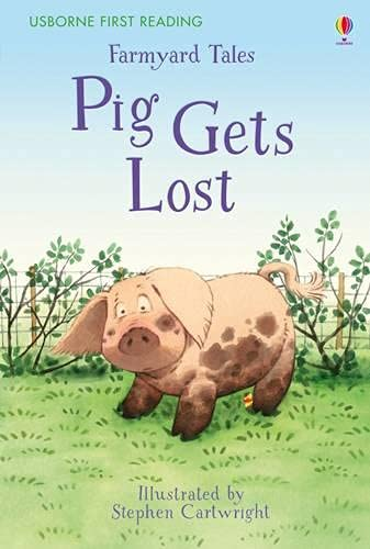 9781409590705: Farmyard Tales - Tractor in Trouble (First Reading)