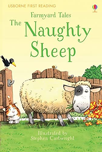 9781409590729: Farmyard Tales the Naughty Sheep (First Reading Level Two)