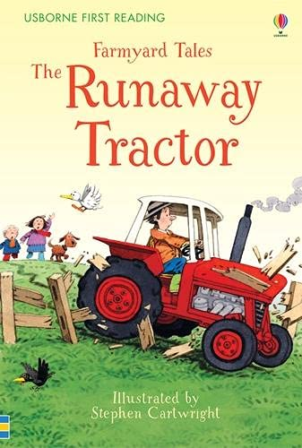 9781409590736: Farmyard Tales the Runaway Tractor (First Reading Level Two)