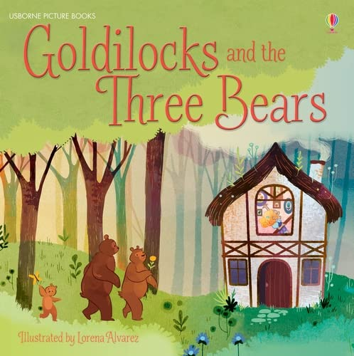9781409590767: Goldilocks and the Three Bears