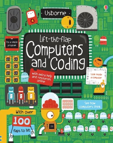 9781409591511: Lift-the-Flap Computers and Coding