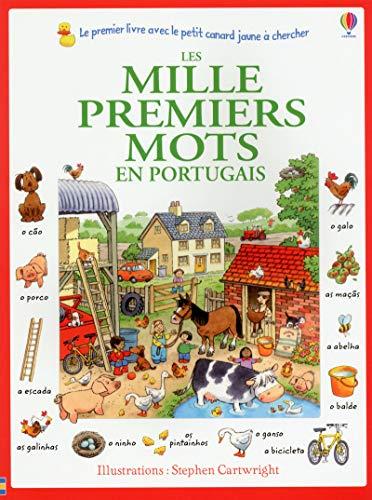 9781409592297: Les mille premiers mots en portugais