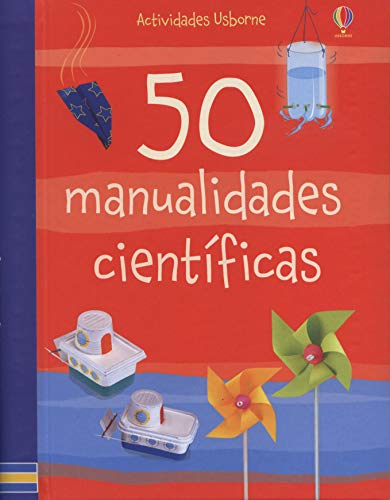 9781409592877: 50 cosas científicas que hacer