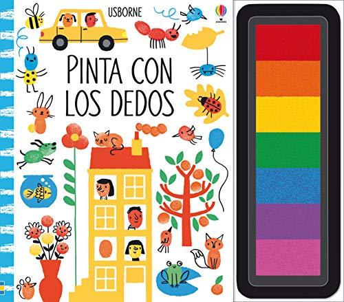 9781409593249: Pinta Con Los Dedos