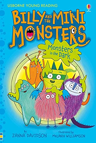 9781409593416: Billy And The Mini Mosnters. Monster In The Dark (Billy and the Mini Monsters)