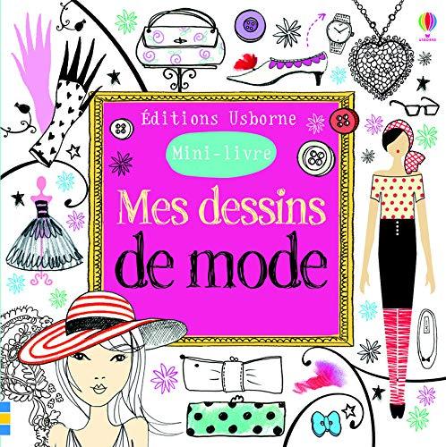 9781409594048: Mes dessins de mode