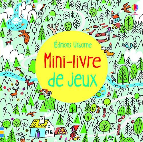 9781409594055: Mini-livre de jeux