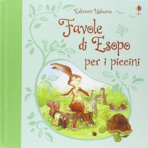 9781409594628: Favole di Esopo per i piccini. Racconti per i piccini. Ediz. illustrata