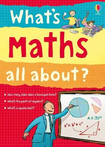 9781409595212: What's Maths All About? (What and Why?)