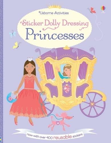 9781409595335: Sticker Dolly Dressing Princesses