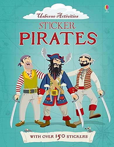 Sticker Pirates: Usborne Publishing Ltd
