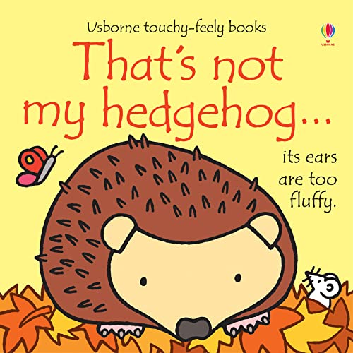 9781409595380: That's Not My Hedgehog