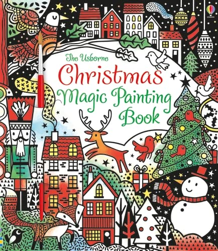 9781409595403: Christmas Magic Painting Book