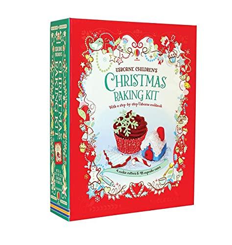 9781409595410: Children's Christmas Baking Kit