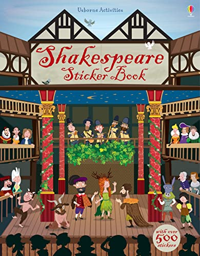 9781409596479: Shakespeare Sticker Book (Sticker Books)