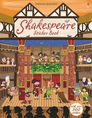 9781409596479: Shakespeare Sticker Book