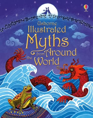 9781409596738: Illustrated Myths From Around The World (Illustrated Stories)