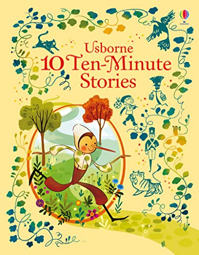 9781409596745: 10 Ten-Minute Stories (Illustrated Story Collections)
