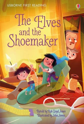 9781409596844: Elves and the Shoemaker (First Reading Series 4)