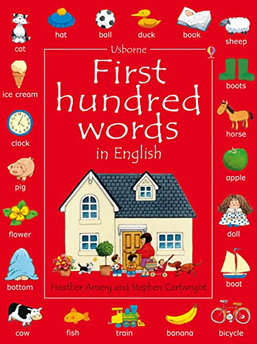 9781409596905: First Hundred Words in English