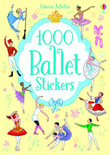 9781409596967: 1000 ballet stickers (1000 Stickers)