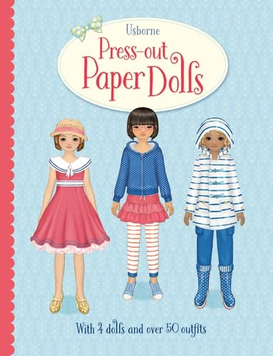 9781409597216: Press-Out Paper Dolls