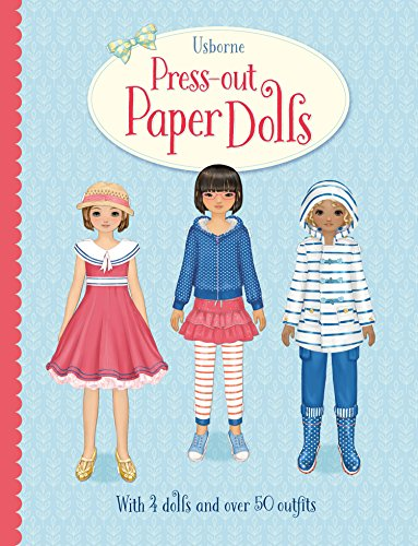9781409597216: Press-Out Paper Dolls (Press Outs)