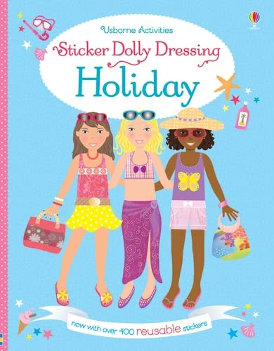 9781409597278: Sticker Dolly Dressing on Holiday