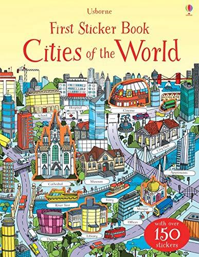 9781409597469: First Sticker Book: Cities (First Sticker Books)