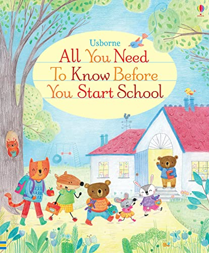9781409597575: All You Need to Know Before You Start School
