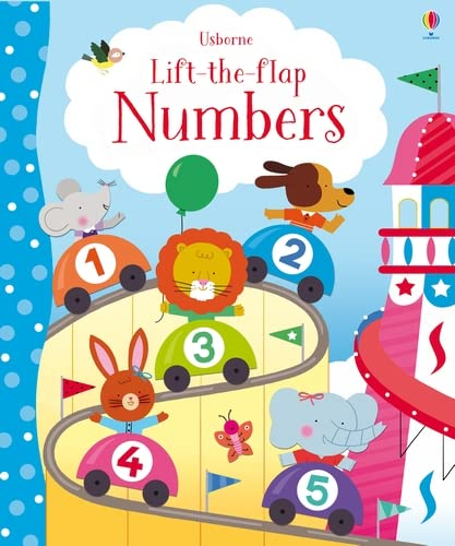 9781409597643: Lift-the-Flap Numbers