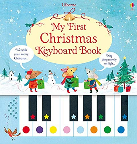9781409597650: My First Christmas Keyboard Book