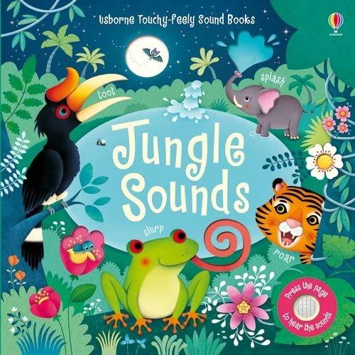 9781409597704: Jungle Sounds (Usborne Sound Books)