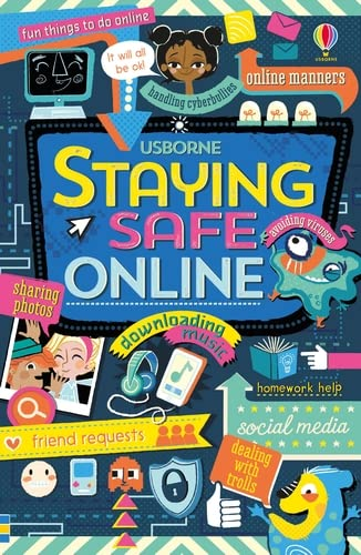 9781409597810: Staying Safe Online