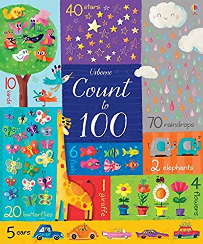 9781409597834: Count to 100 (Big Books)