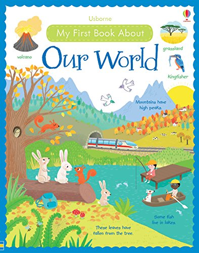9781409597896: My First Book About Our World (My First Books)
