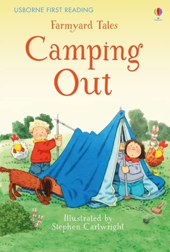 9781409598183: Farmyard Tales Camping Out (First Reading Level Two)