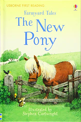 9781409598244: Farmyard Tales the New Pony (First Reading Level 2)